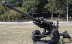 Буксируемая гаубица L118 Light Gun