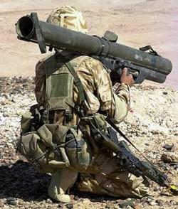Противотанковый гранатомет LAW-80
