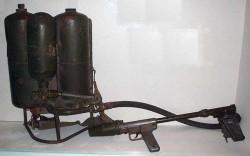 Ранцевый огнемёт LCT1 M1
