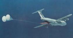 Проект МБР LGM-30 Minuteman воздушного базирования по программе MX