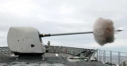 Артиллерийская установка Mark 45 (Mk.45)