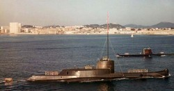 Экспериментальная подводная лодка «Le Gymnote»