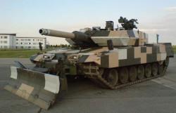 Основной боевой танк Leopard 2 PSO