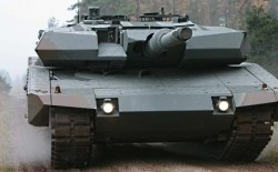 Основной боевой танк Leopard 2A4 Evolution
