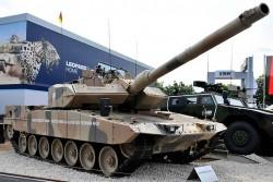 Основной боевой танк Leopard 2A7+