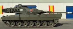 Основной боевой танк Leopard 2E