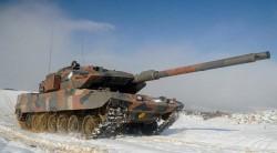 Основной боевой танк Leopard 2HEL