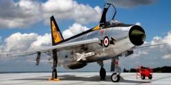 Истребитель Lightning F.3