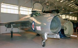 Опытный истребитель Lightning P.1A
