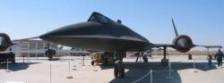 Высотный самолёт-разведчик Lockheed A-12 Archangel