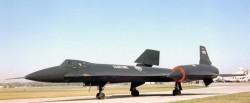 Скоростной перехватчик Lockheed AF-12 / Lockheed YF-12A
