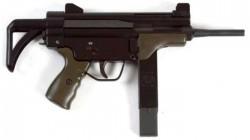 Пистолет-пулемёт Lusa A2