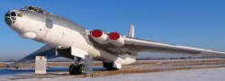 Стратегический бомбардировщик М-4 (103М)