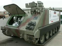 Бронетранспорёр M113A2 Mk1J