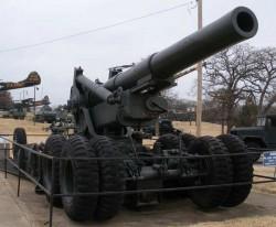 203-мм пушка Howitzer M115 (M2)