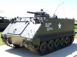 Самоходный огнемёт M132 «Zippo»