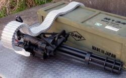 Пулемёт M134 Minigun / GAU-2/A