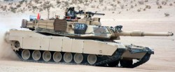 Основной танк M1A1 Abrams