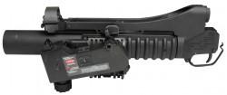 Подствольный гранатомет M203
