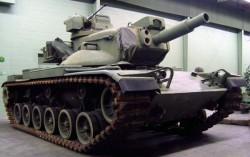 Основной танк M60A2