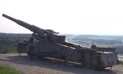 280-мм пушка Gun M65 (T131)