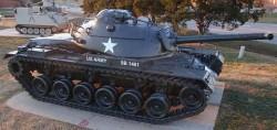 Огнемётный танк M67