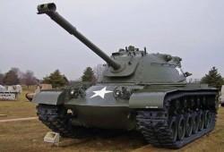 Огнеметный танк M67