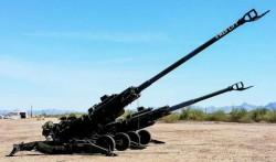 Буксируемая гаубица M777