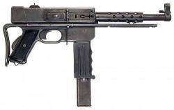 Пистолет-пулемёт MAT-49