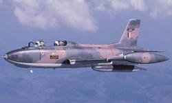 Учебно-боевой самолет Aermacchi MB.326
