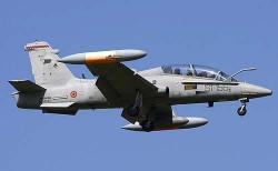 Учебно-боевой самолет MB-339A