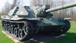 Опытный основной танк MBT-70