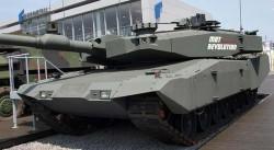 Основной танк MBT Revolution