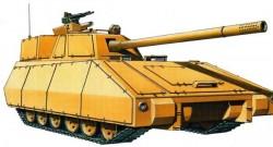 Перспективный лёгкий танк MCS XM1202