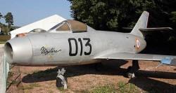 Многоцелевой истребитель MD.452 Mystere II