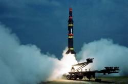 Баллистическая ракета средней дальности MGM-31C Pershing II