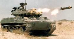 Противотанковый ракетный комплекс MGM-51 Shillelagh