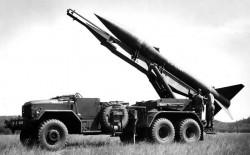 Неуправляемая ракета MGR-1 «Honest John»