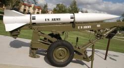 Неуправляемая ракета MGR-3 «Little John»