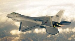 Перспективный истребитель MMU TF-X