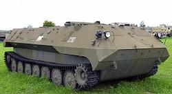 Многоцелевой бронированный тягач МТ-ЛБу