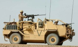 Боевая разведывательно-дозорная машина MWMIK «Jackal»