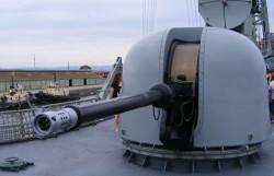 Артиллерийская установка Mark 75 (Mk.75)