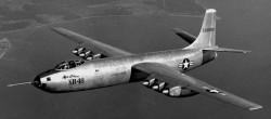Опытный бомбардировщик Martin XB-48