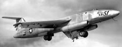Опытный бомбардировщик Martin XB-51