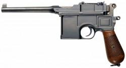 Пистолет Mauser C96