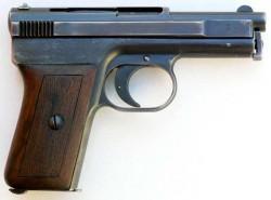 Пистолет Mauser M1910