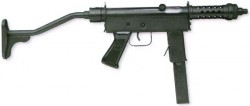Пистолет-пулемёт Mekanika URU