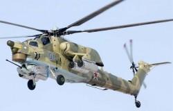 Боевой вертолёт Ми-28Н