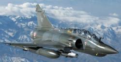 Истребитель-бомбардировщик Mirage 2000D